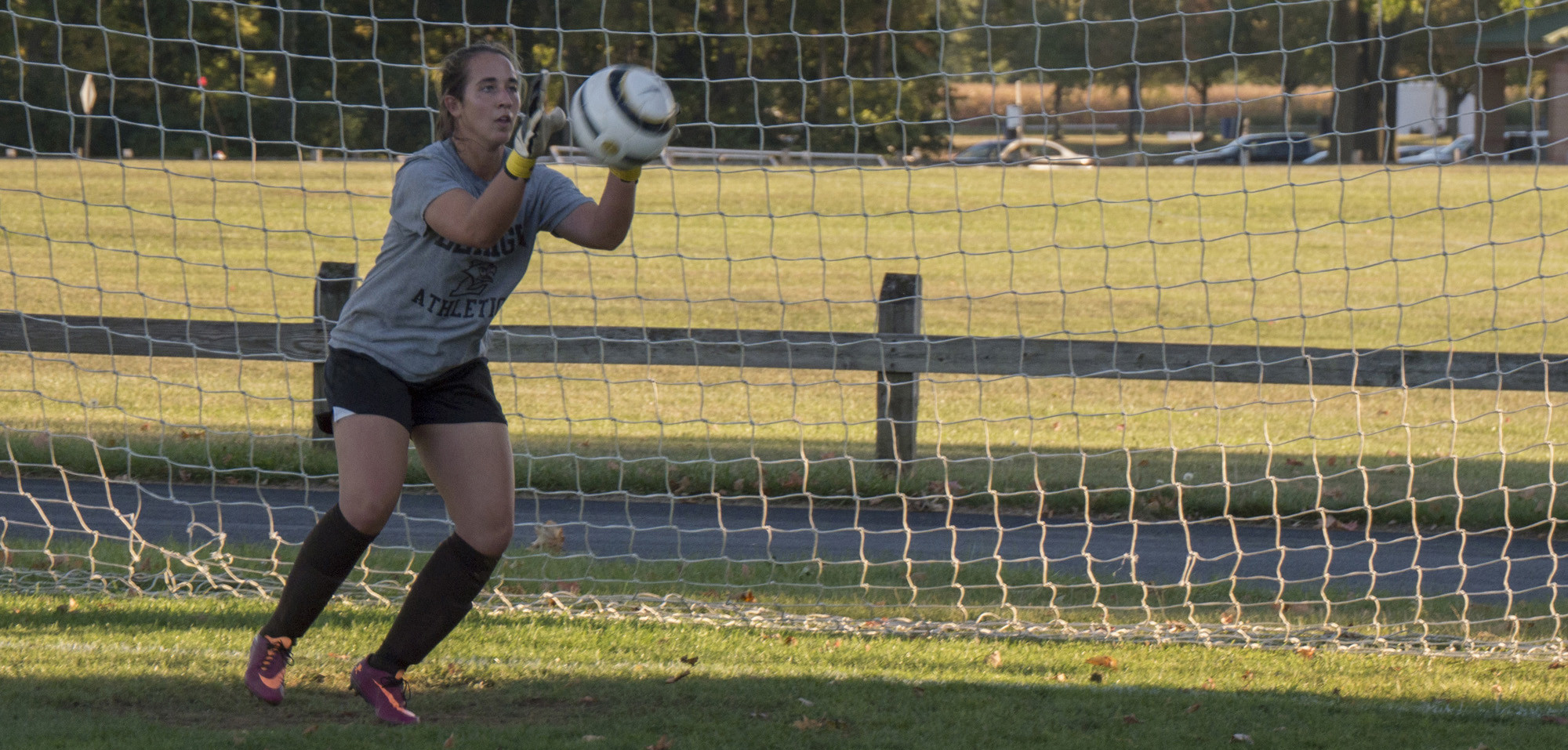 Senior women s soccer goalkeeper reflects on her career - The Brown ... b908c7b82b