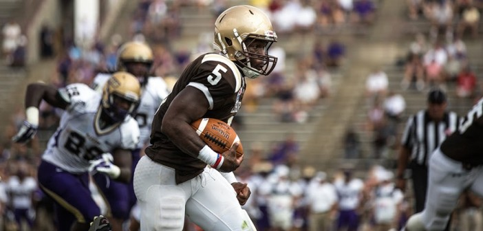 Lehigh football falls to UNH 45-27, prepares for Patriot League play