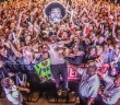 Chance the Rapper performs (Courtsey of Verge Campus Tours).