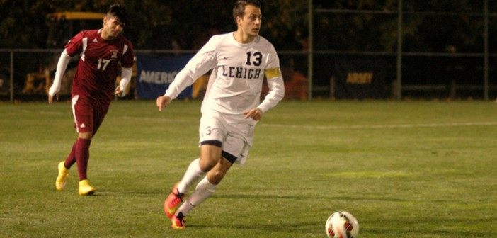 Men's soccer snaps losing streak: Team inspires confidence heading into key Patriot League games