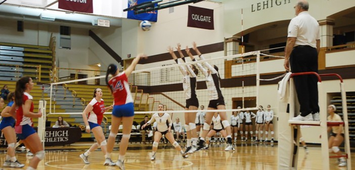 Volleyball looks to take Patriot League crown