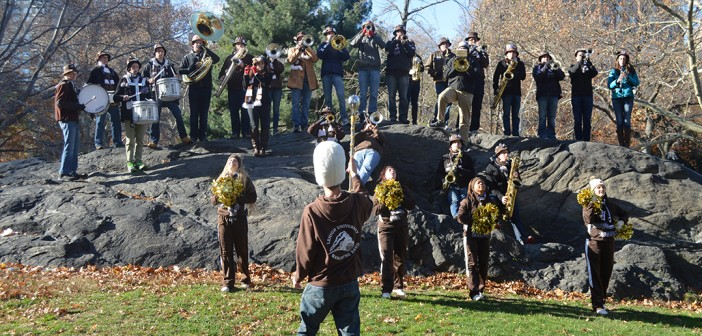 Marching 97 boasts spirit rooted in tradition