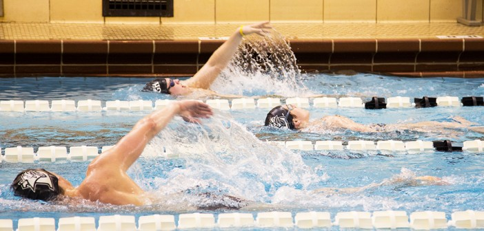 Lehigh swimmers dive into Nationals