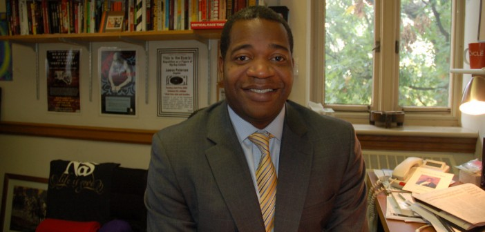 Professor James Peterson aims for more accepting, diverse campus culture