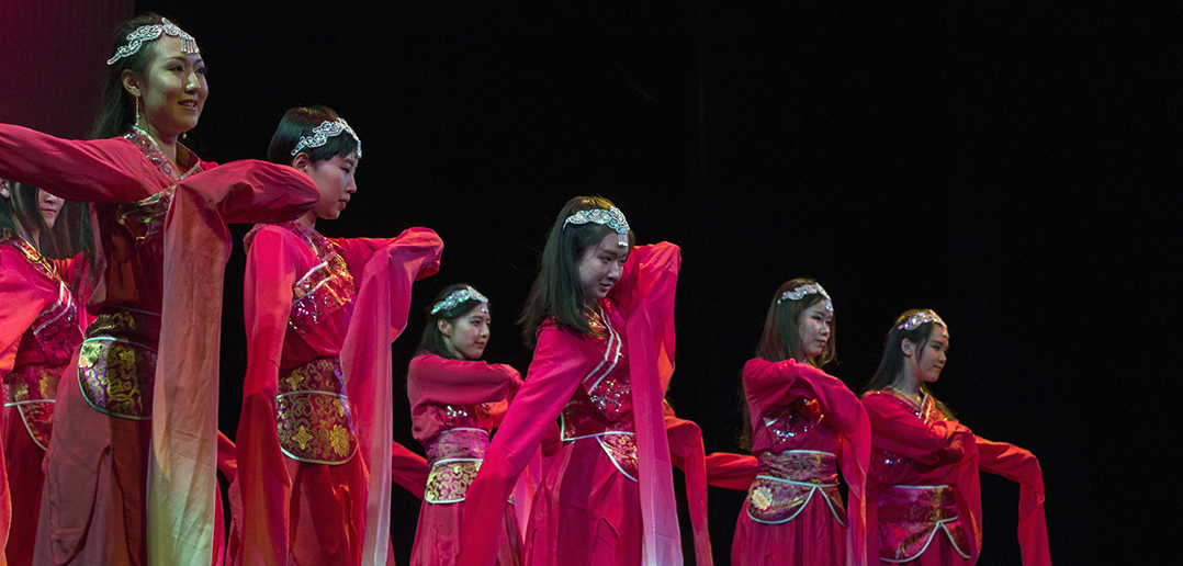 Chinese new year celebrated by lehigh students the brown - New year celebration at home ...