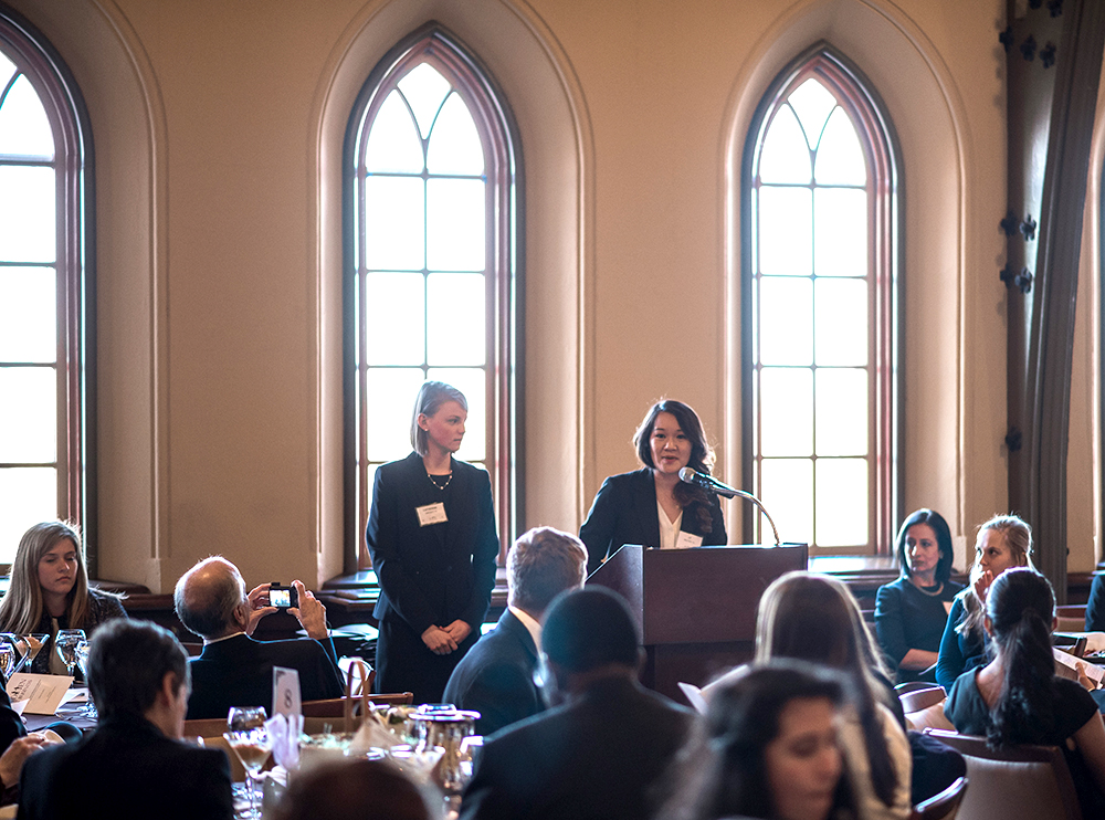 Women In Business Hosts Inaugural Conference The Brown And White