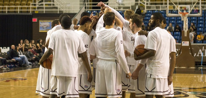 Lehigh men's basketball team to be tested in Patriot Leauge Tournament