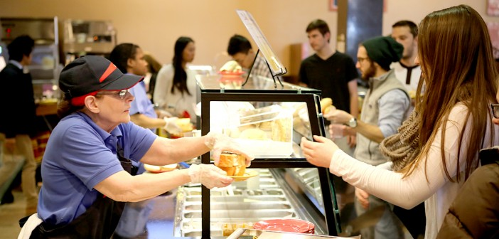 Student Senate committee works to explore dining options