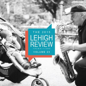 The cover of this year's Lehigh Review (Courtesy of Lehigh Review)