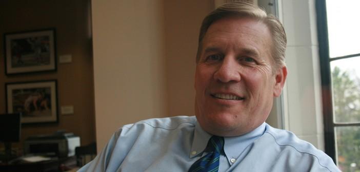 Q&A: Kevin Clayton welcomes President John Simon