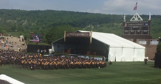 STORIFY: Lehigh's 147th commencement