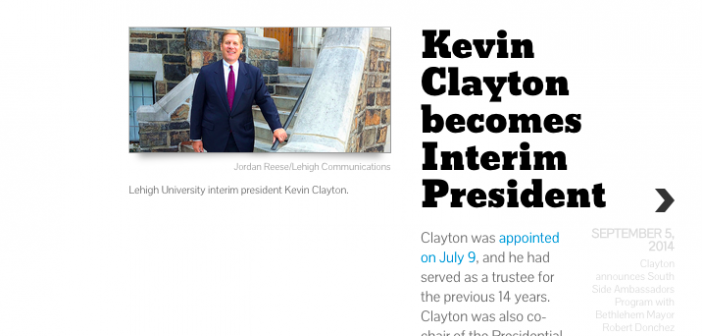 TIMELINE: Interim President Kevin Clayton – A Year in Review