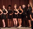 Models pose on the runway of The Soiree Fashion Show on Friday, Sept. 19, 2014. The event was presented by the Black Student Union and co-sponsored by Kappa Alpha Psi, Pi Beta Phi and Alpha Gamma Delta. (Courtesy of the Lehigh BSU Facebook page)