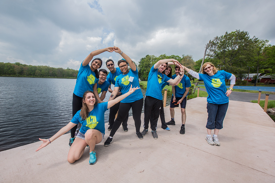 LeaderShape is a six-day retreat that takes place at Camp Canadensis in the  Pocono