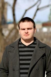 Brandon Griffin (Chris Barry/B&W Staff)