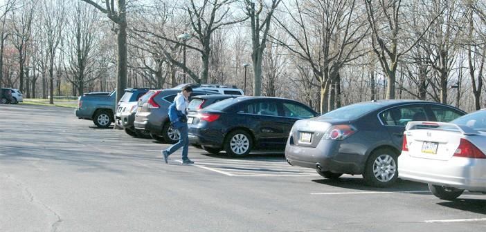 Graduate students voice parking concerns