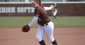 Softball team wins 14th Patriot League title in 4-3 win over Boston U