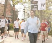 VIDEO: Lambda Theta Alpha Sorority Inc. holds Walk a Mile in Her Shoes