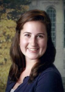Rachael Miller her senior year in high school. (Courtesy of Rachael Miller)