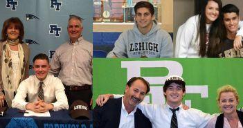Lehigh men's soccer class of 2020 welcomes eight members