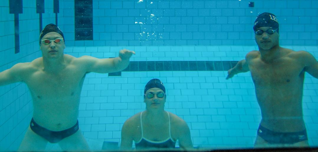 juniors - Olympic Swimming Underwater