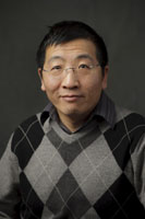 Yujie Ding, Lehigh University Professor of Electrical and Computer Engineering (Courtesy of the Lehigh University website)
