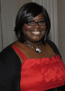 """Retta performed stand-up for University Productions' comedy event at Zoellner Arts Center on Thursday, Sept. 15, 2016. Retta is best known for her portrayal of Donna on NBC's """"Parks and Recreation,"""" which ended in 2015. (Courtesy of Anders Krusberg)."""