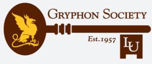 The Gryphon Society logo (Courtesy of the Lehigh University website)