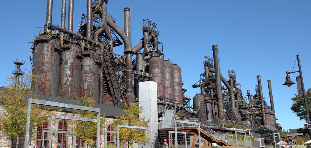 demise of bethlehem steel Get this from a library tapped out : a worker's memoir of bethlehem steel's rise and demise in western new york [michael d langan.