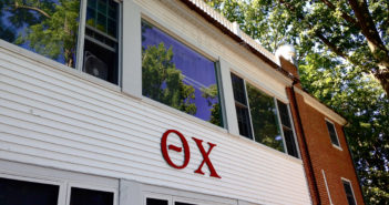 Theta Chi fraternity receives disciplinary warning for violating Lehigh Code of Conduct