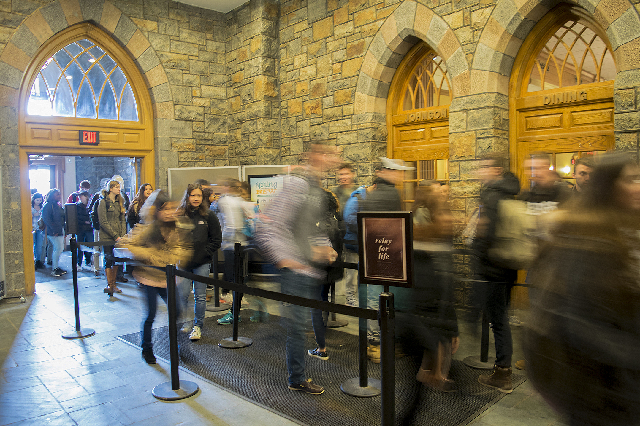 Lehigh Expansion Plan Raises Questions About Dining The Brown And White