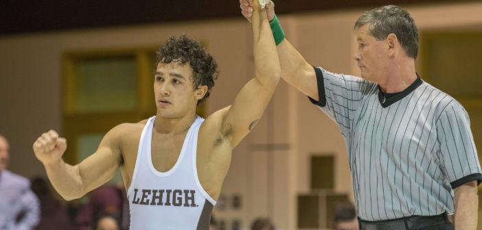 Cruzin' past the competition: Lehigh wrestling season ends with individual title in NCAAs