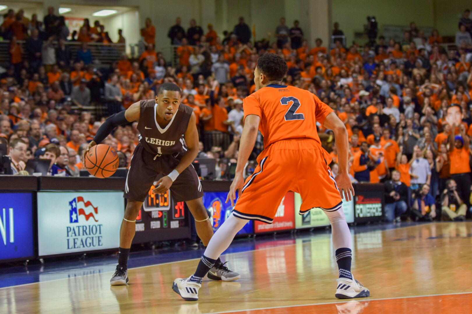 Bucknell wins 2017 Patriot League basketball tournament