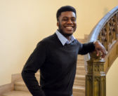 Paving a positive pathway: Freddy Coleman leaves mark as first African American class president