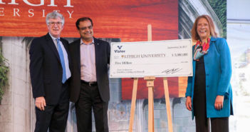Alum, Vistex CEO Sanjay Shah grants CBE $5 million gift