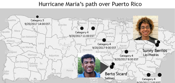 Puerto Rican students feel effects of Hurricane Maria aftermath