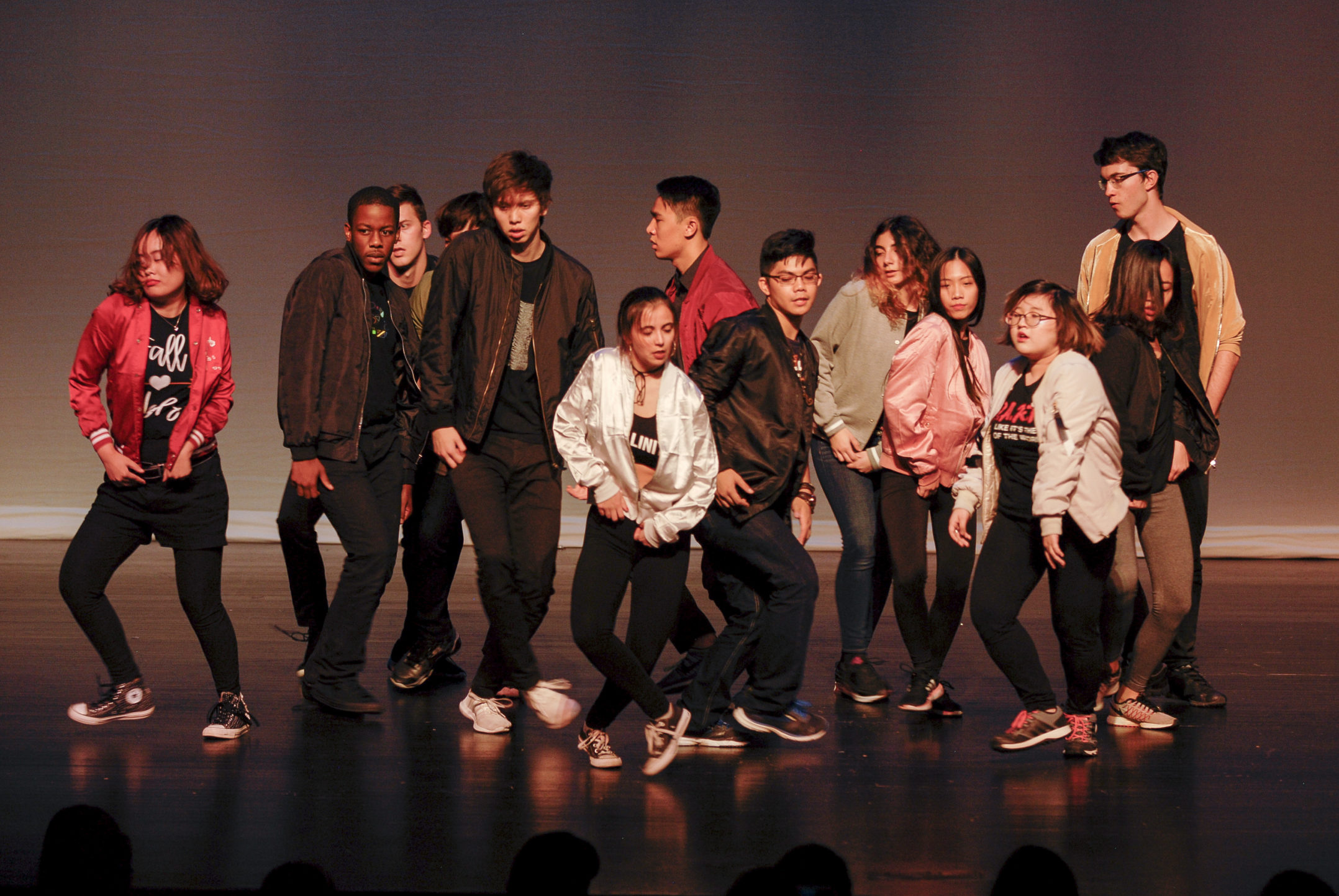 JM Entertainment performs at FUSION on Thursday, Nov. 9, 2017, in Zoellner Arts Center. JM Entertainment is a student-run K-pop cover dance group at Lehigh University. (Roshan Giyanani/B&W Staff)