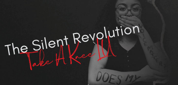 The silent revolution: Campus climate reflected in Take A Knee LU protest