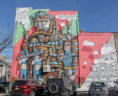 Lehigh, South Side residents contribute art to community mural project