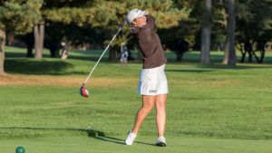 Megan Moylan looks back on golf journey - The Brown and White