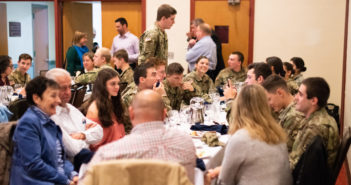 Veterans Day luncheon honors military service