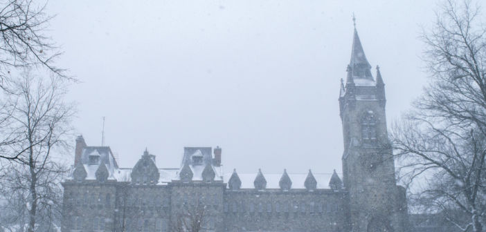 Lehigh departments prepare for incoming snow storm