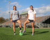 Sister sister: Soccer and studies run in the family