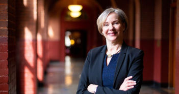 Lehigh announces Maria Donoghue Velleca as new College of Arts and Sciences dean