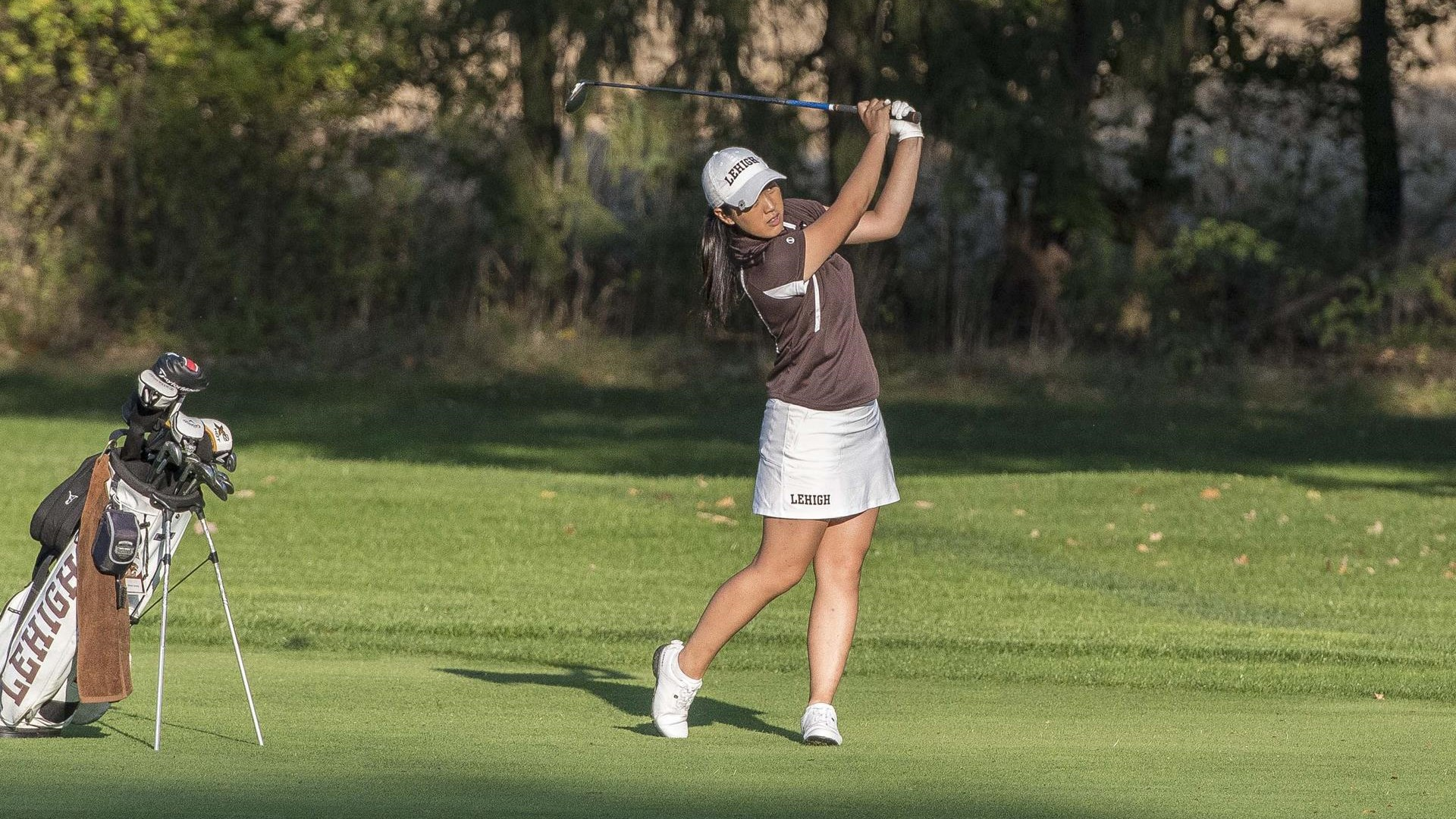 Aileen Jeong displayed confidence in Patriot League-The ...