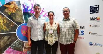 Santiago Hererra organizes symposium for deep sea coral in Colombia