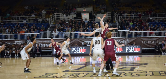 Rivalry Game ends in Lehigh loss