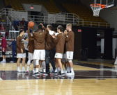 Lehigh men's and women's basketball split contests against Holy Cross